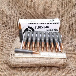 Tula 7.62x54mmR Ammo Pack