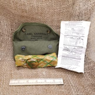 Unissued USGI WWII 1944 M15 Grenade Launcher Sight & Pouch