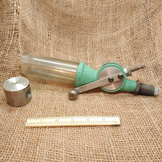 RCBS Old Style Powder measure W Extra Measuring Cylinder