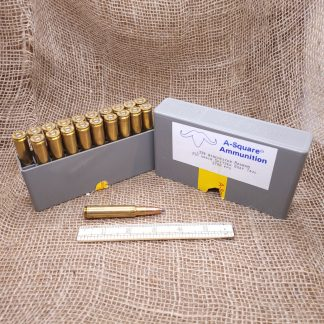 A-Square 338 Winchester Magnum Ammo Pack