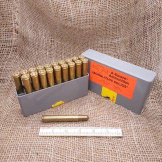 A-Square 450 Ackley Magnum Ammo Box