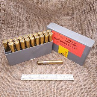 A-Square 458 Winchester Magnum Ammo Box