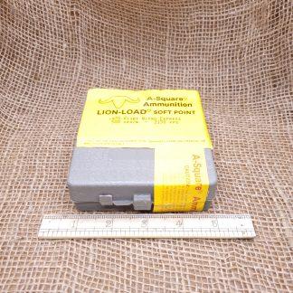 A-Square 470 Rigby Nitro Express Ammo Box