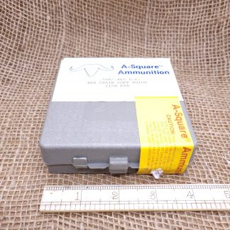 A-Square 500-465 Nitro Express Ammo Box