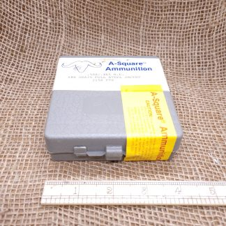 A-Square 500-465 Nitro Express Ammo Pack