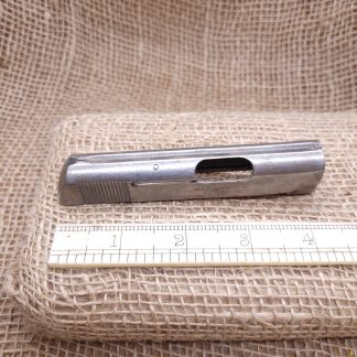 Colt 1908 Nickel Slide Assembly