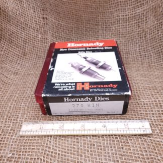 Hornady 270 Winchester 2-Die Set