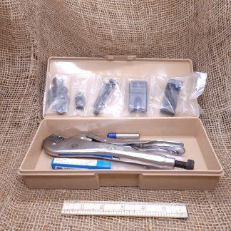 Millett Sights Dual-Crimp Tool Kit Set