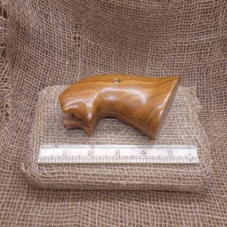 Colt SAA Plain-Walnut Grip Set