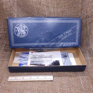 S&W Model 13-1 2-Piece Box