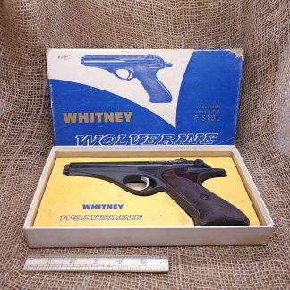 Whitney Wolverine 22 Rim Fire Pistol (1)