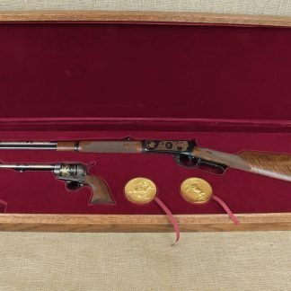 NIB Model 1894 Rifle and Colt Single Action Army