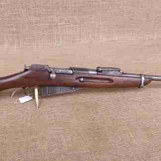 Remington Nagant Bolt-Action Carbine Rifle (1)