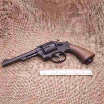 Smith & Wesson Victory Model 10 Revolver (1)