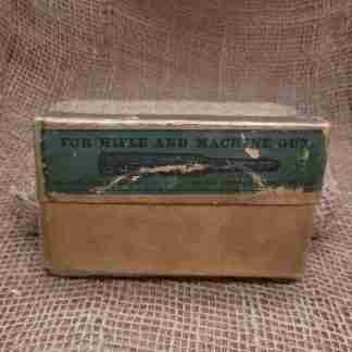 Vintage Winchester 6mm Navy Ammo Pack (2)