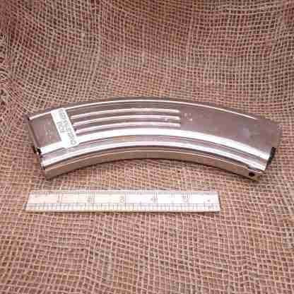 Stainless Ruger Mini-30 Magazine