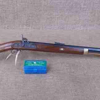 Cabelas Investarms 54-Caliber Muzzleloader Blackpowder Rifle (1)