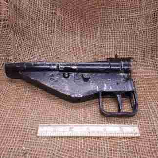Complete Sten MKII Fire Control Housing w Dust Cover