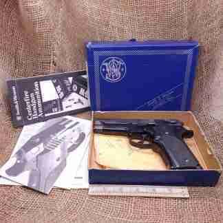 S&W Model 59 Semi-Auto Double-Stack 9mm Handgun (3)